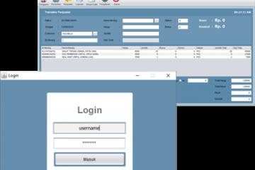 Download Source Code Aplikasi Aplikasi Pembelian dan Penjualan Berbasis Java Netbeans Berbasis WEB PHP.