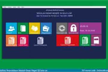 Download Source Code Aplikasi Aplikasi Perpustakaan dengan Visual Basic Net lengkap dengan laporan Berbasis WEB PHP.